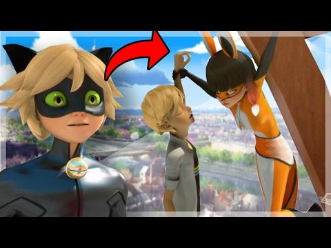 Todo Sobre Lila Rossi(Volpina) - Prodigiosa: Las Aventuras De Ladybug
