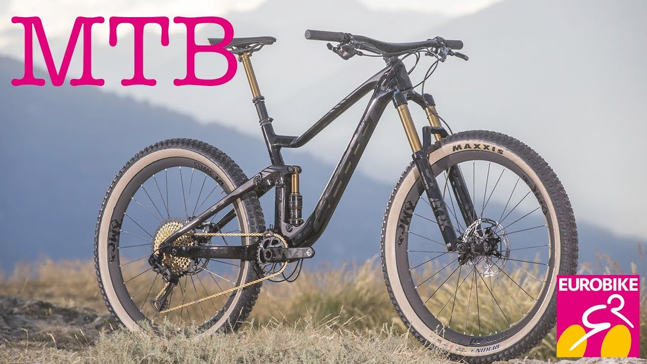 38fe557c564 Best MOUNTAIN BIKES 2018 from the Eurobike 2017 in Detail [4K] - YouTube