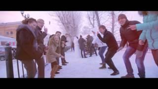 Клип Стаса и Кати зимняя свадьба