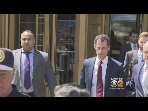 Weiner Pleads Guilty To Sexting Minor