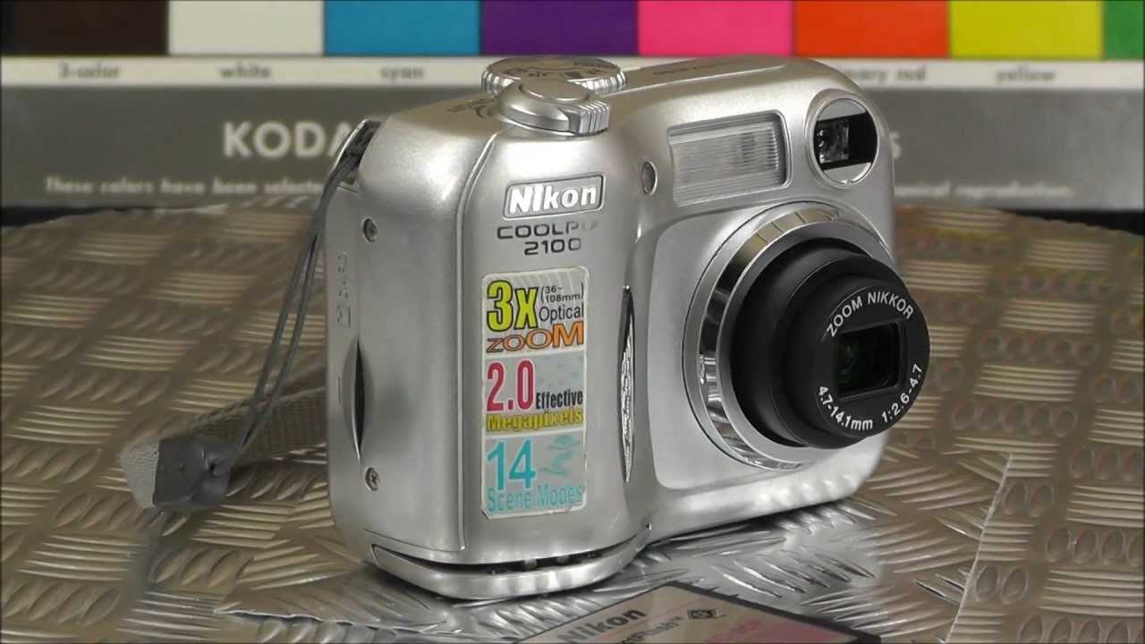 Nikon COOLPIX 2100 Driver for Mac