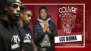 LEE BOMA (Feat. A'S & IZOS) - Freestyle COUVRE FEU sur OKLM Radio