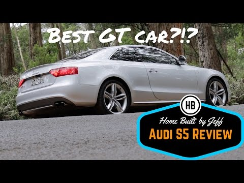 Audi S5 V8 Review. Best bargain GT car right now!