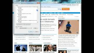 Enable Cookies on Internet Explorer