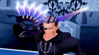 Kingdom Hearts 2: Xigbar Boss Fight (PS3 1080p)