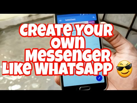 Create Your Own Messenger App Like WhatsApp And EARN!