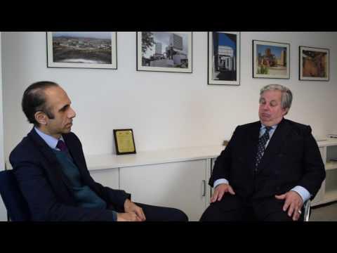 Rt Hon Sir Tony Baldry talks post Brexit Britain and Theresa May