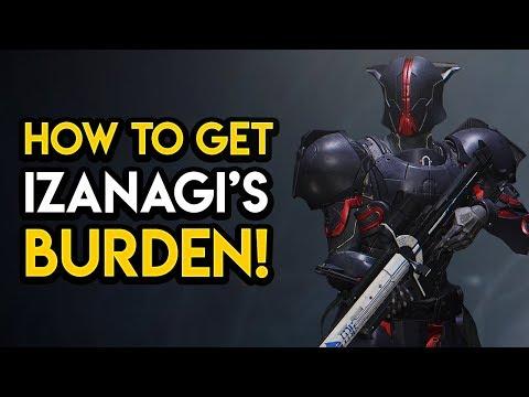 Destiny 2 - HOW TO GET IZANAGI'S BURDEN! Mysterious Box Quest, Secrets, MORE! thumbnail