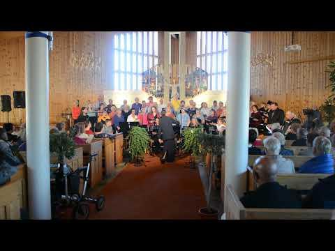 Visst skal våren komme – konsert Myre kirke 16.06.2019