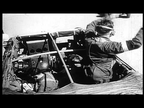 Scenes from East Africa involving British and Italian forces in World War 2. HD Stock Footage