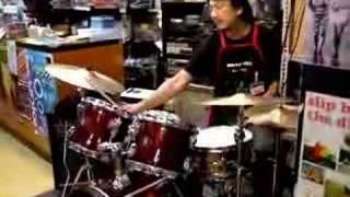 新宿Disc Union Progressive Rock館29/6/2008.