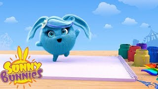 Cartoons for Children | SUNNY BUNNIES - HOW TO DRAW SHINY | Funny Cartoons For Children