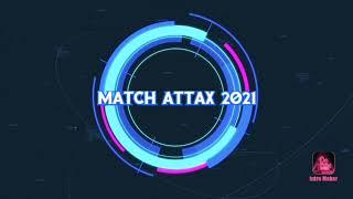 Ecco le nuove Match attax 2021…