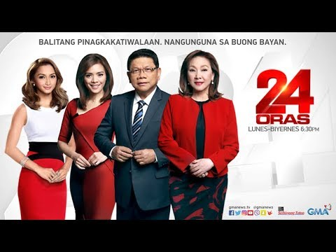 REPLAY: 24 Oras Livestream (October 13, 2017)