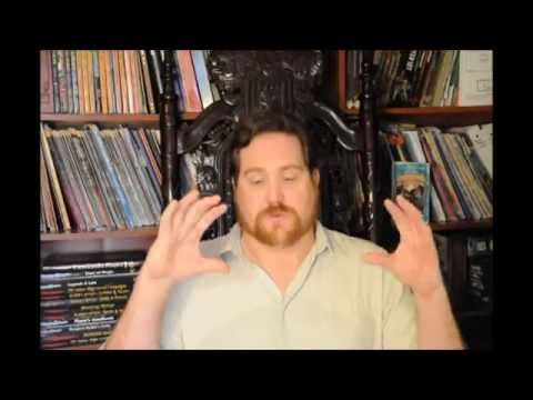 Part 1 - Original D&D versions, running 1st Ed Tomb of Horrors w/ 5e D&D, RPG Research, musings