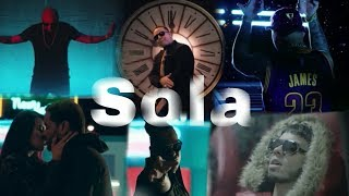 Anuel Aa - Sola Ft. Daddy Yankee, Farruko, Zion & Lennox Y Wisin    Vídeo