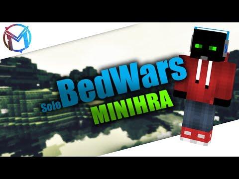 Zase hacker... | BedWars [MarweX]