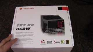 Thermaltake TR2 RX 850 Watt Power Supply