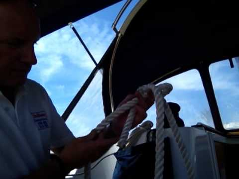 Sea Mster Training Centre - Tying the Bowline