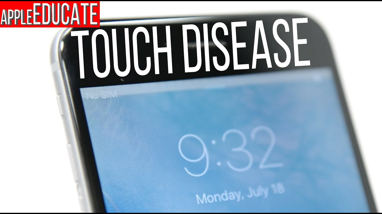 wholesale dealer b829e b8f0e How to Fix Touch Disease on iPhone 6 Plus (No Soldering or Bending) |  appleEducate #03