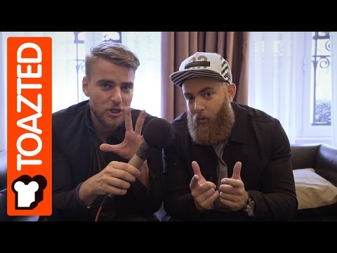 Showtek | On Being A Brother DJ Duo, Their Unique Set and Why Numbers Don't Equal Sucess | Toazted