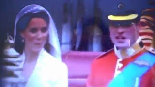 Kate asks Prince William 'Are you happy?' on their wedding day at Westminster Abbey
