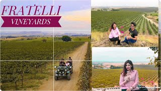 Weekend Getaway at Fratelli Vineyards