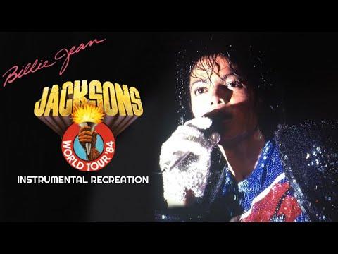 Michael Jackson | Billie Jean - Victory Tour - Instrumental