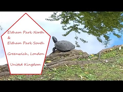 Eltham Park North & Eltham Park South