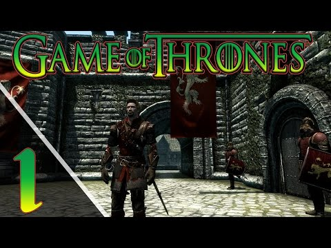 House Lannister - Game of Thrones Adaption Mod Skyrim - #1