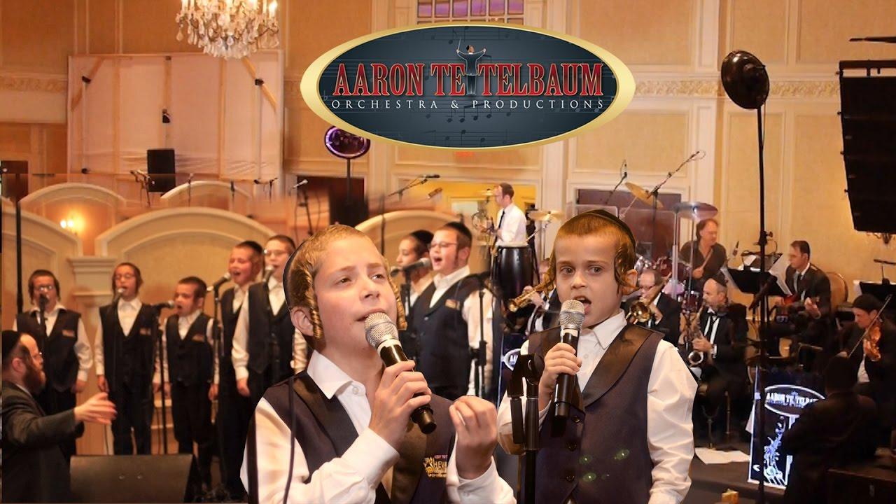 Misaskim Organization Event -  Shir V'shevach Boys Choir - An Aaron Teitelbaum Production