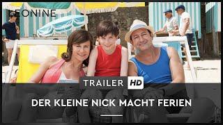 Der kleine Nick macht Ferien - Trailer (deutsch/german)