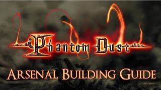 Phantom Dust - Arsenal Building Guide