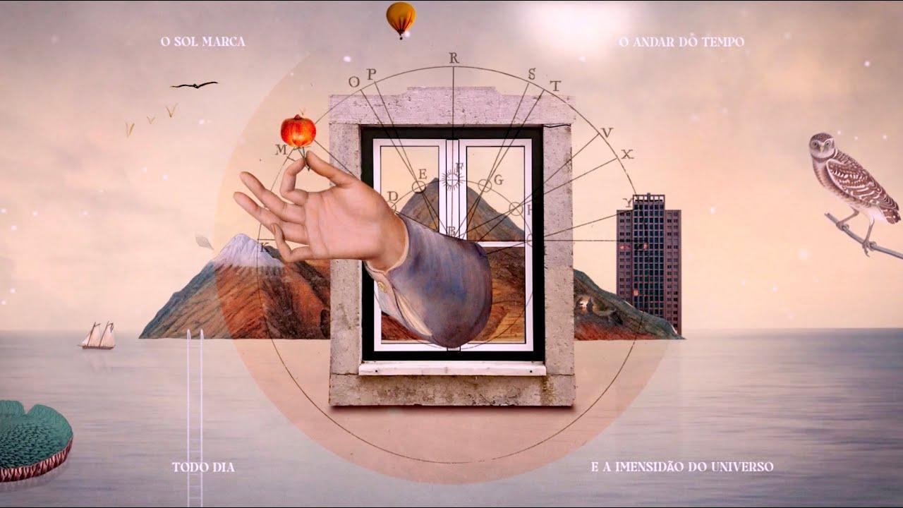 Thiago Ramil | O sol marca O andar do tempo E a imensidão do universo Todo dia | Full Álbum
