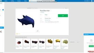 How to have a cool avatar in ROBLOX for free?!