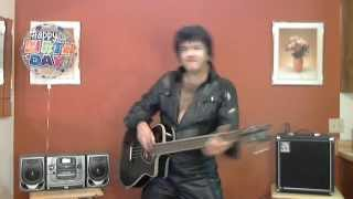 If I Can Dream - Elvis Presley tribute by Patrick Harris
