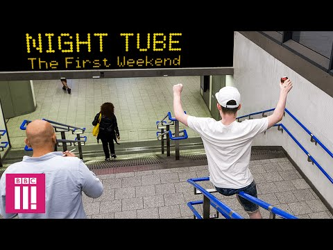 Night Tube: The First Weekend