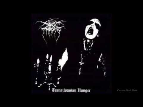 DARKTHRONE Transilvanian Hunger (Full-length,1994)