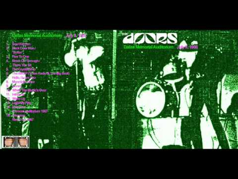 The Doors » 1968 07 09   Dallas, Texas, USA