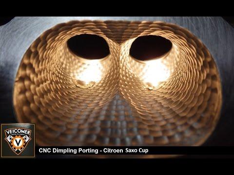 Veicomer - Head Porting Dimpling CNC Rottler P69