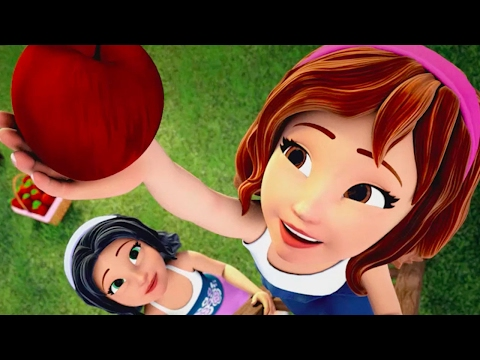 Country Girls | LEGO Friends | Full Episode by Disney
