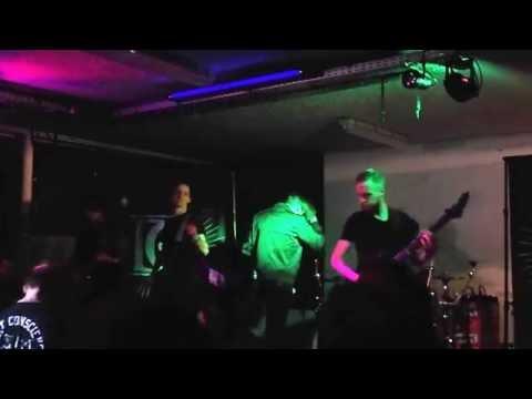 6 Days of Justice - Devour (live @ Metalnight, JH Ekseekwo, Gentbrugge)