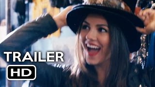 Naomi and Ely's No Kiss List Official Trailer #1 (2015) Victoria Justice Movie HD streaming