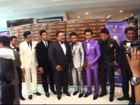 Lord's Tailor dresses up Malaysian actors for Festival Filem Malaysia