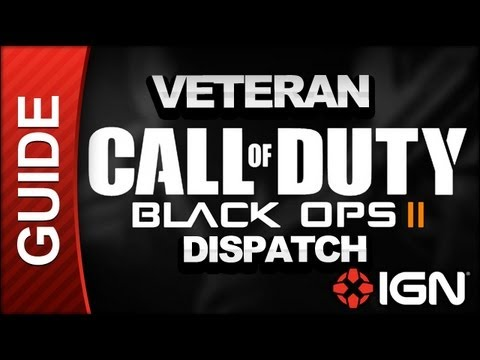 Call of Duty: Black Ops 2 - Strike Force Mission 5 - Dispatch
