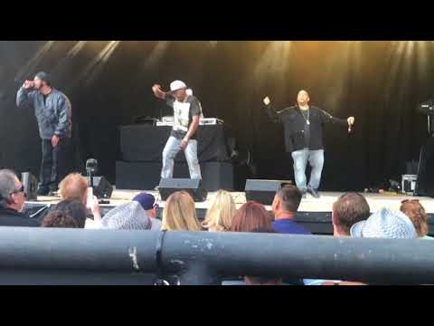 """Sir Mix A-Lot performing """"my hooptie"""" @ Alameda County Fair in Pleasanton CA on June 24, 2018"""