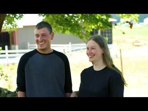BC Dairy Farmer - The Laszczyk Family