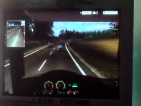 Euro truck simulator pl map warszawa hamburg