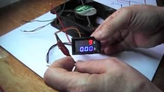 Как подключить китайский вольтметр амперметр DSN-VC288