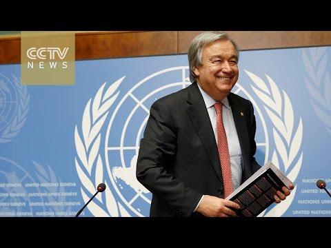 Who is Antonio Guterres? Meet the UN's next secretary-general